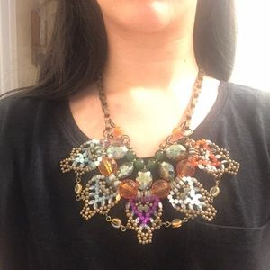 Chunky Anthropologie necklace